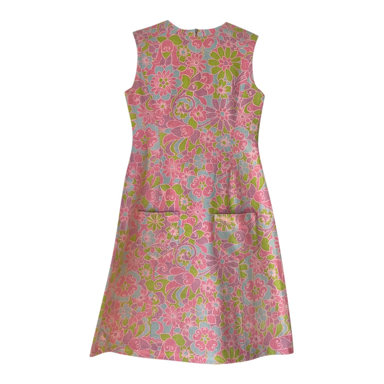 Mini robe trapèze