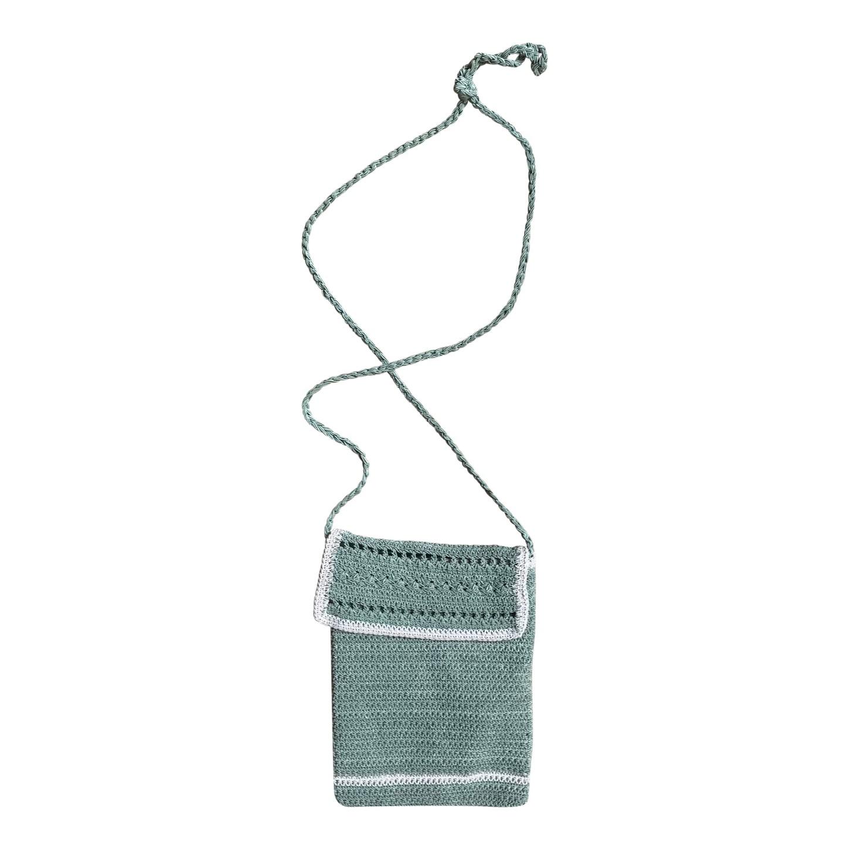 Mini sac en crochet