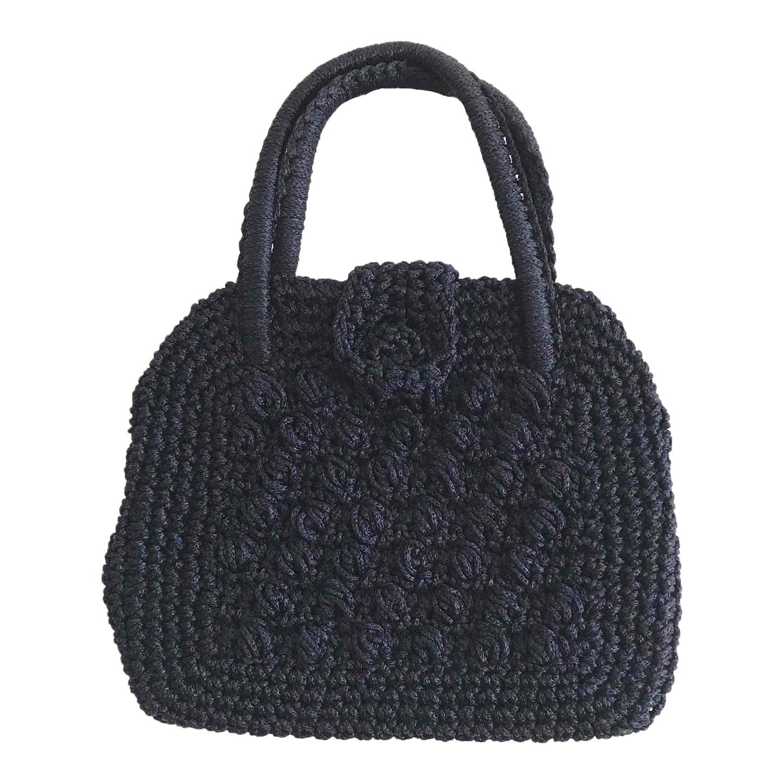 Mini sac tressé