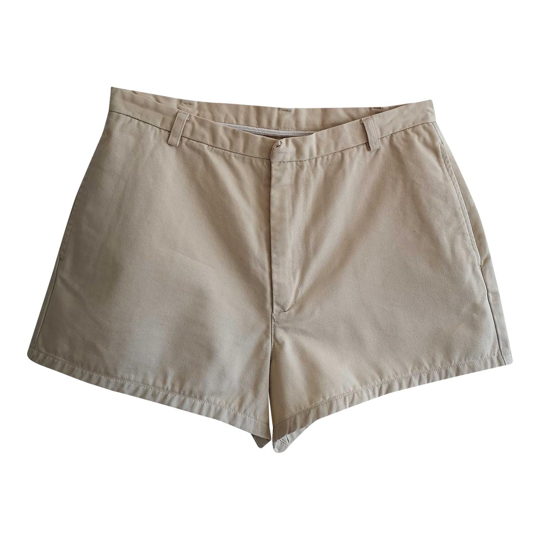 Mini short taille haute