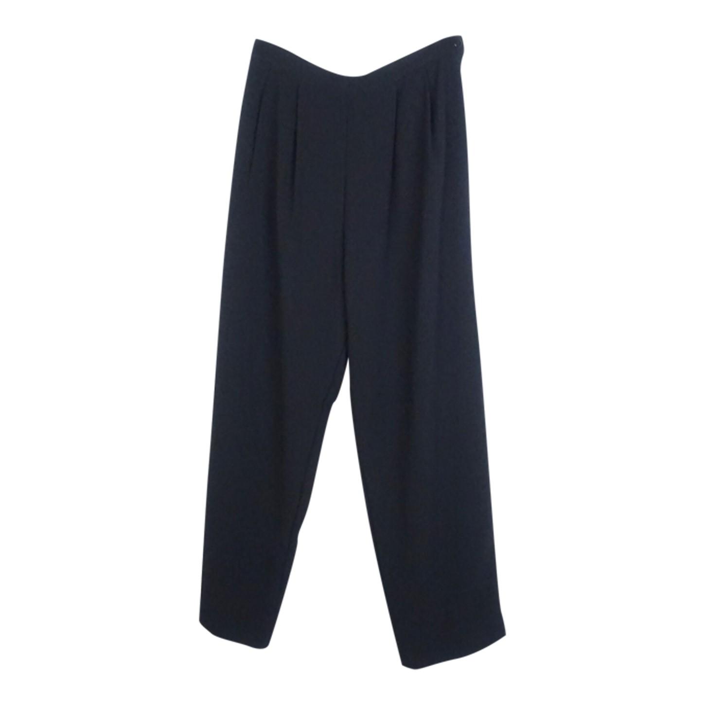 Pantalon à pinces fluide