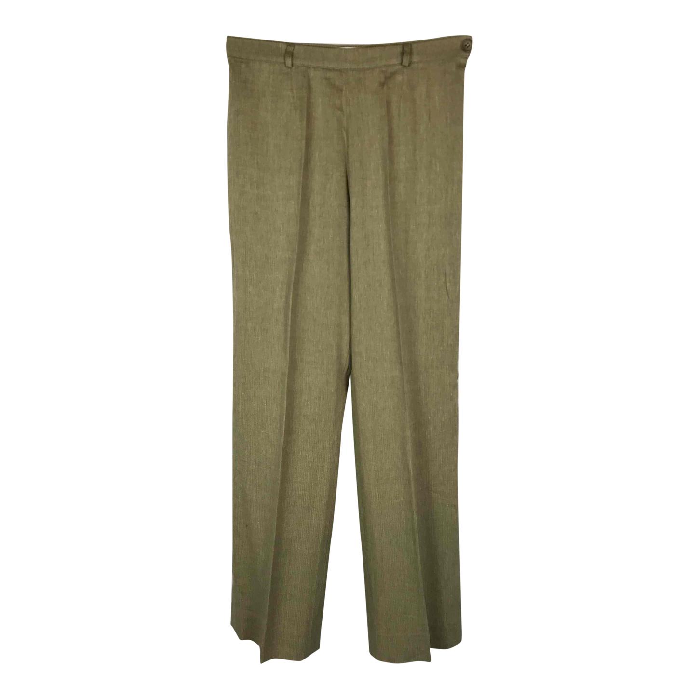 Pantalon à pinces Guy Laroche