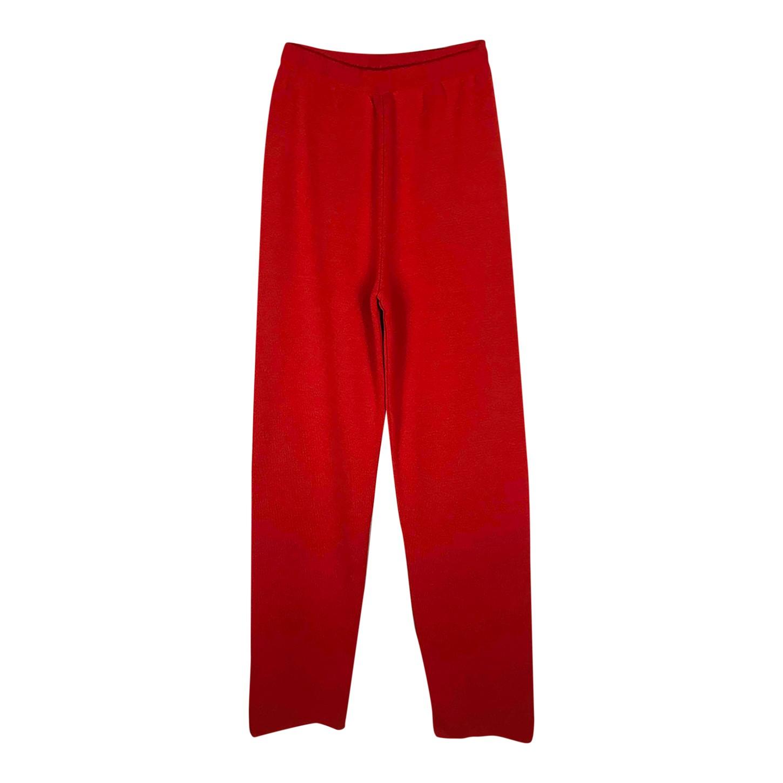 Pantalon Courrèges en maille