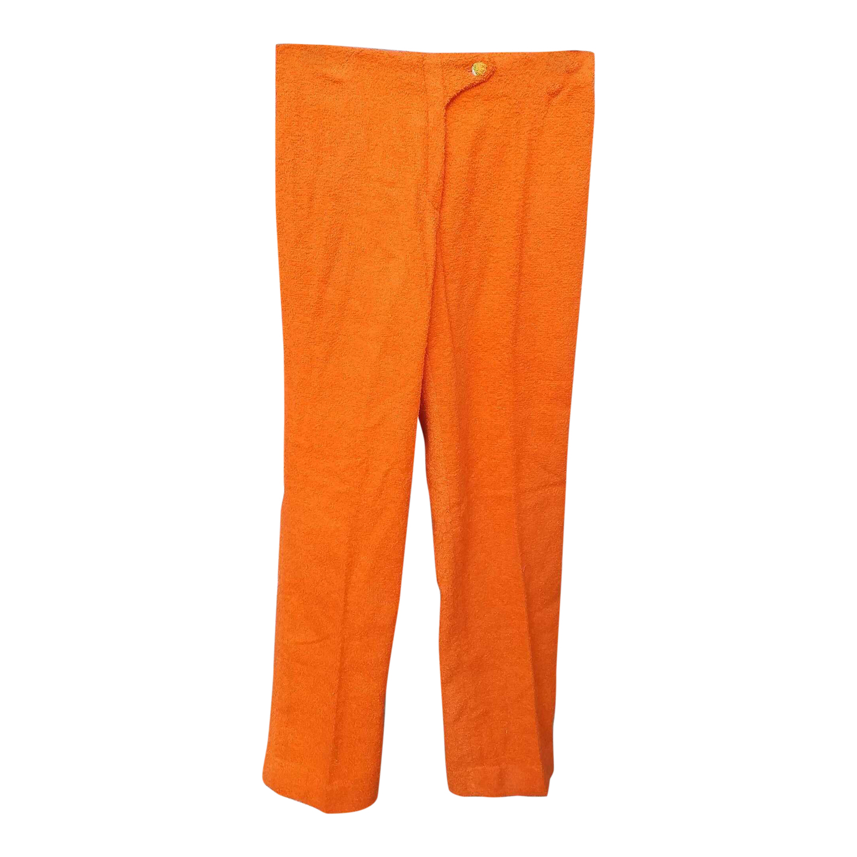 Pantalon en éponge
