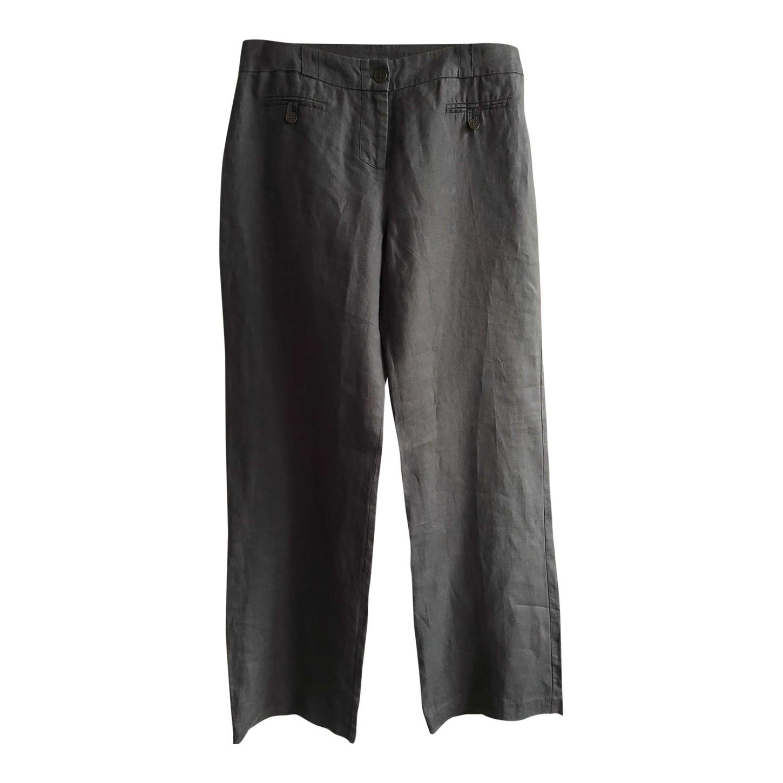 Pantalon en lin