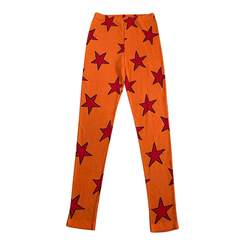 Pantalon étoiles Christian Lacroix