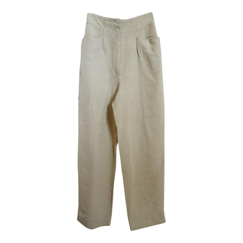 Pantalon Kenzo taille haute