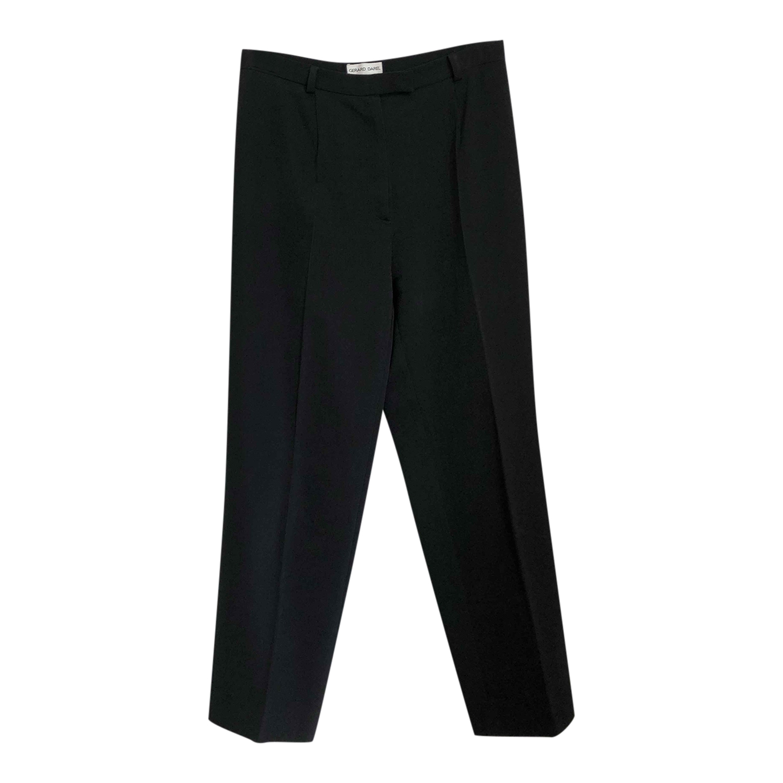Pantalon taille haute 90s