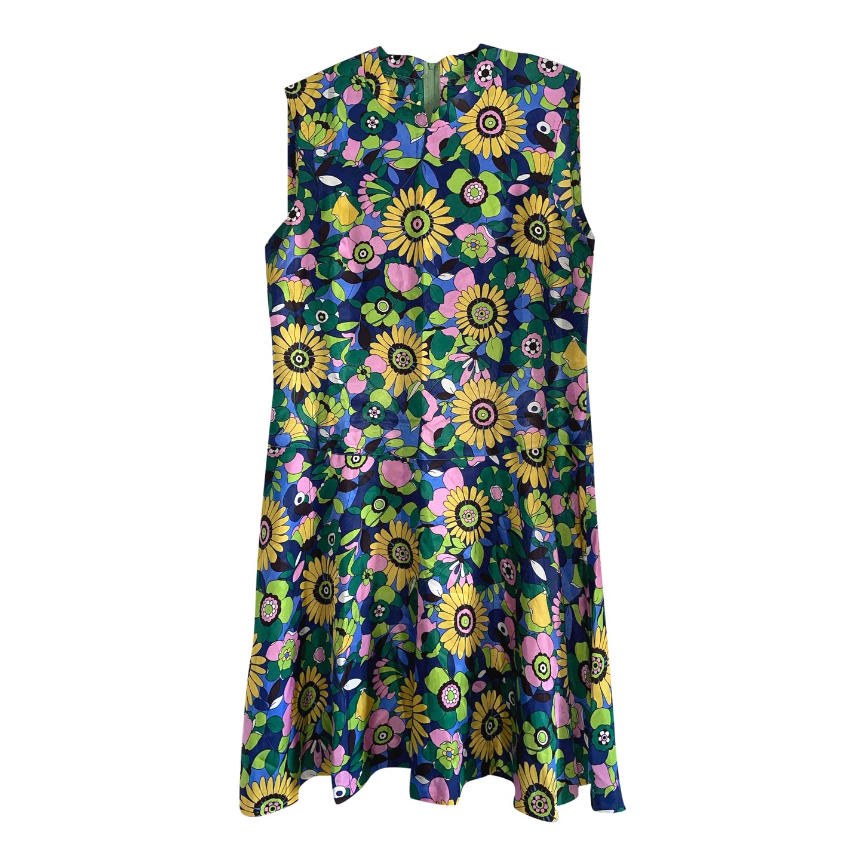 Robe à fleurs 60's