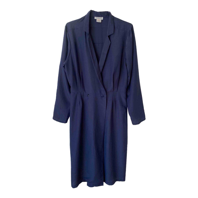 Robe bleu marine Cacharel