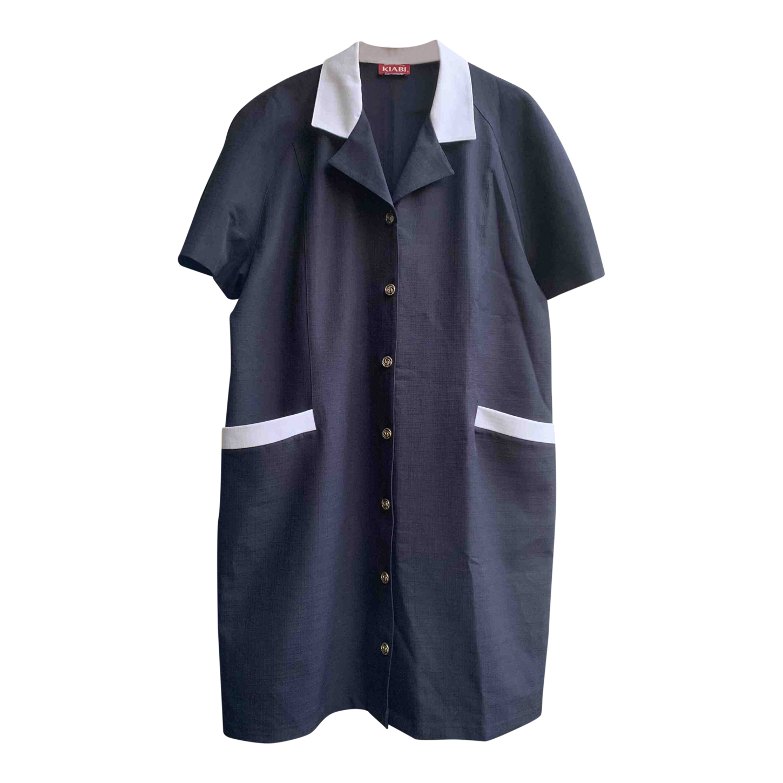 Robe chemise boutonnée