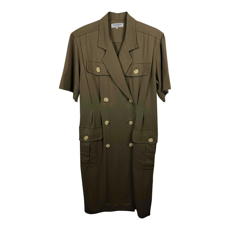 Robe chemise Yves Saint Laurent