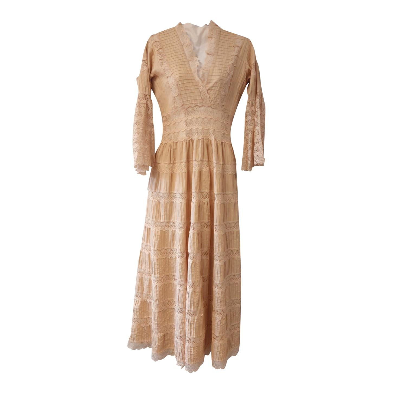 Robe de mariée 70s