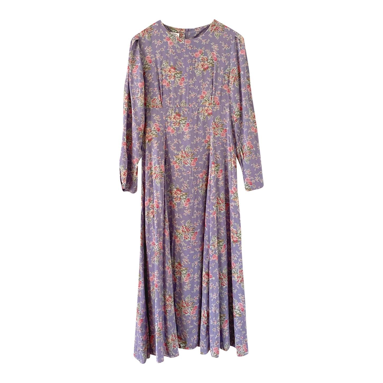 Robe longue Laura Ashley