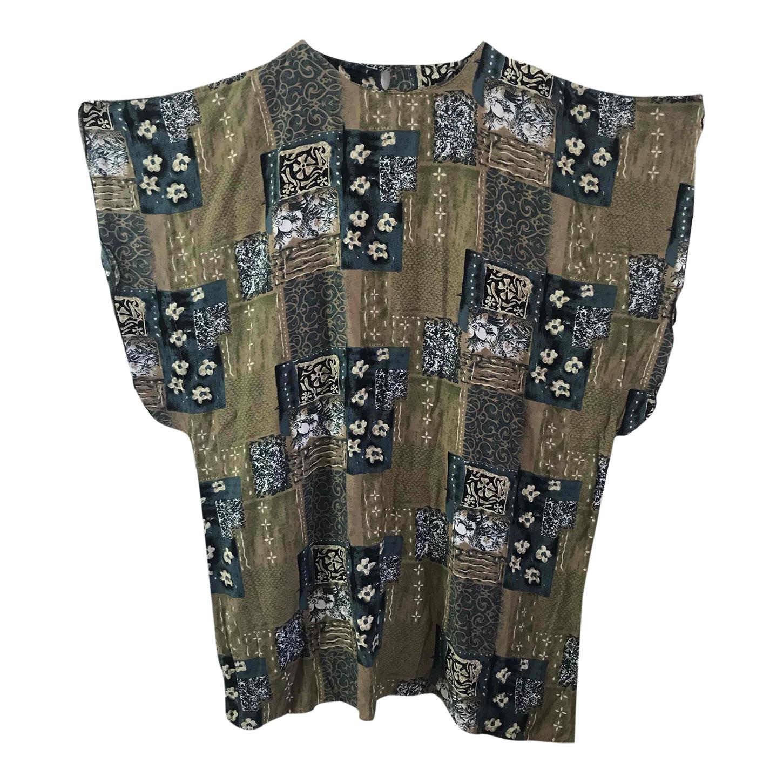 Robe patchwork
