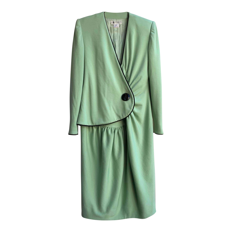 Robe portefeuille Lanvin