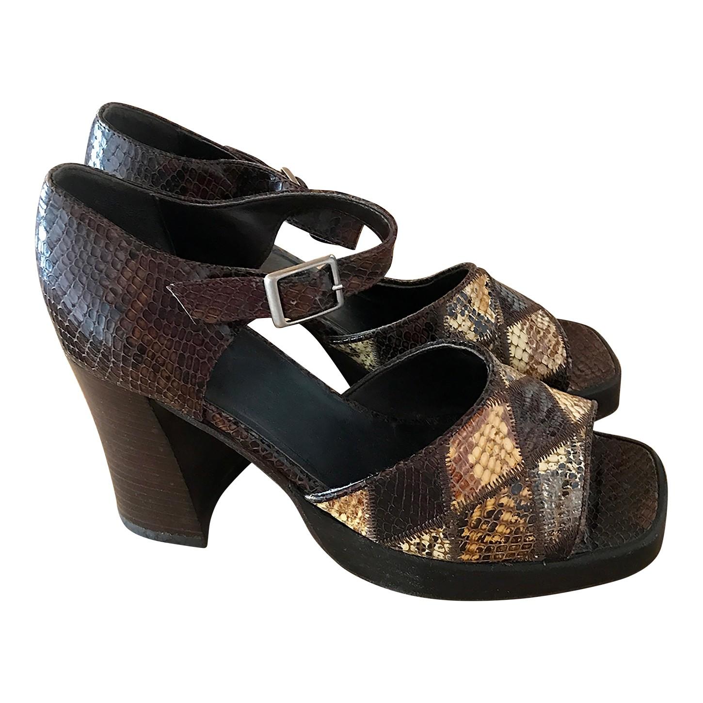 Sandales en python