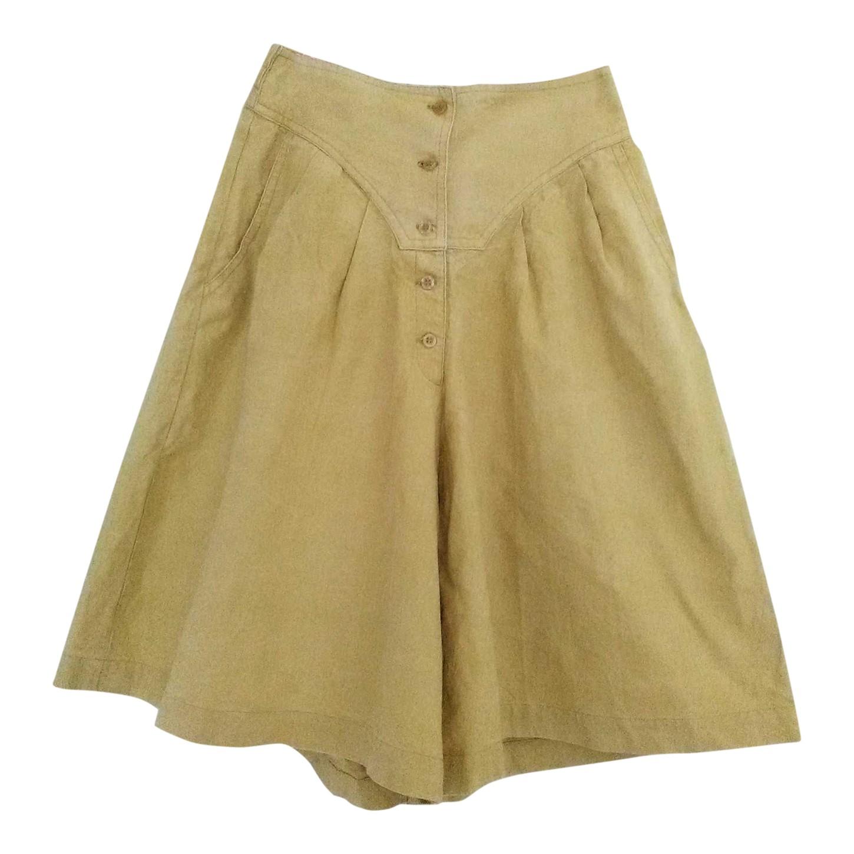 Short long en coton