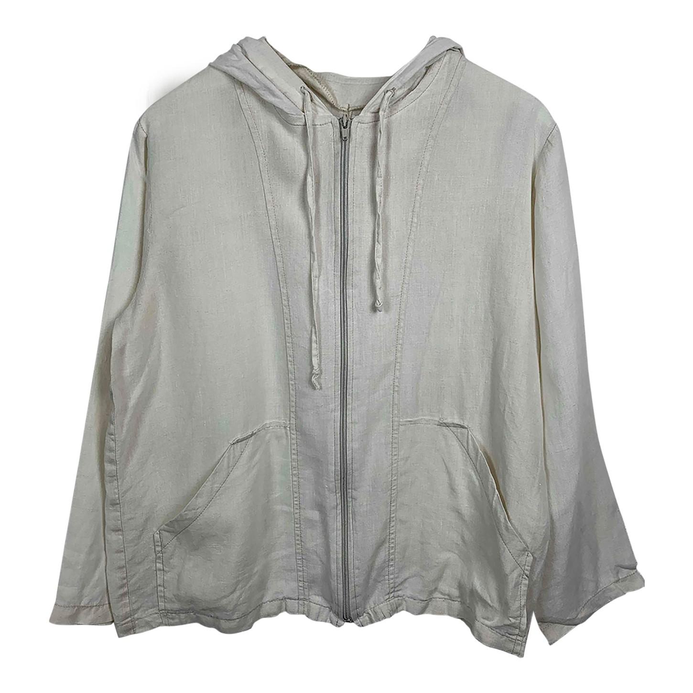 Sweat-shirt en lin