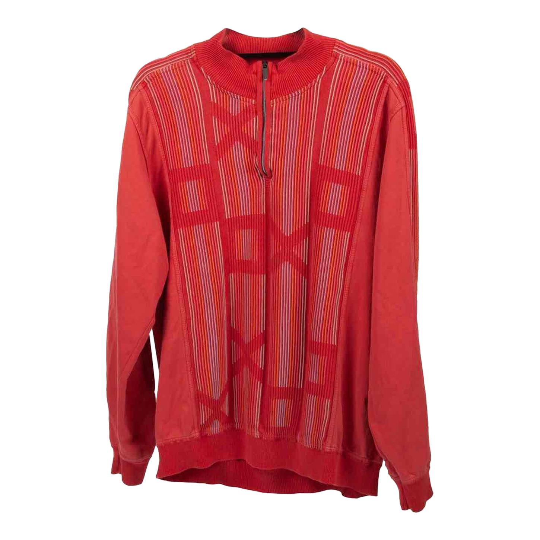 Sweat-shirt rouge