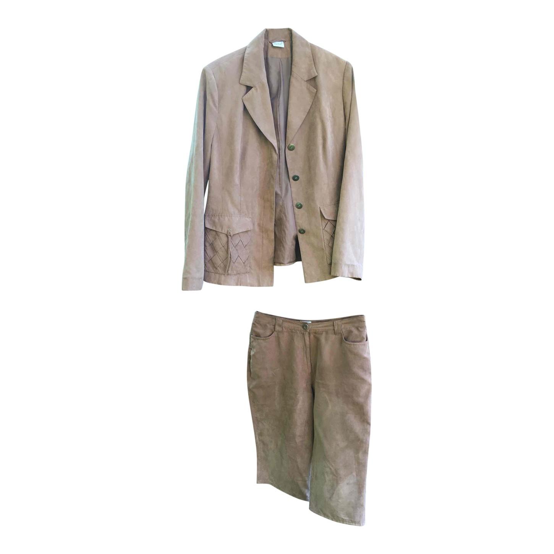 Tailleur pantalon court