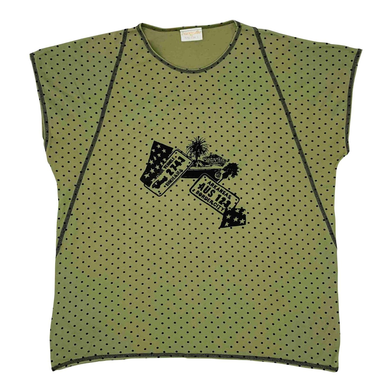 Tee-shirt à pois