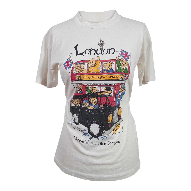 Tee-shirt en coton 80s