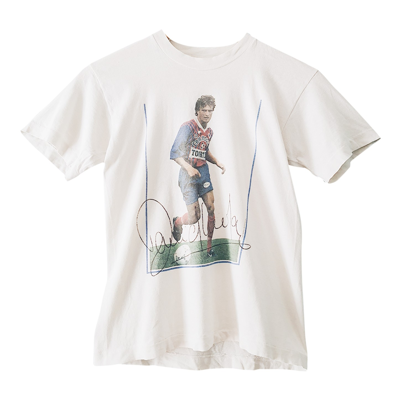 Tee-shirt foot 90's
