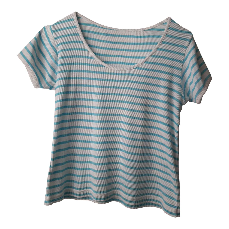 Tee-shirt marinière Courrèges