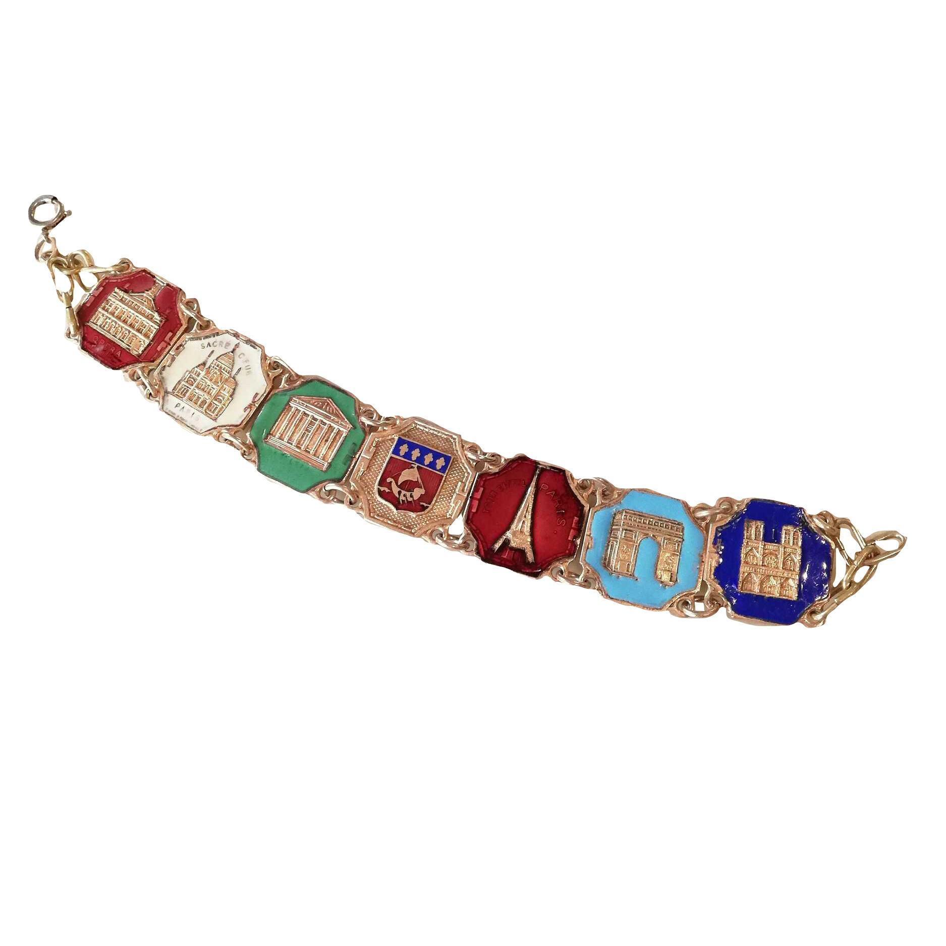 Bracelet souvenir