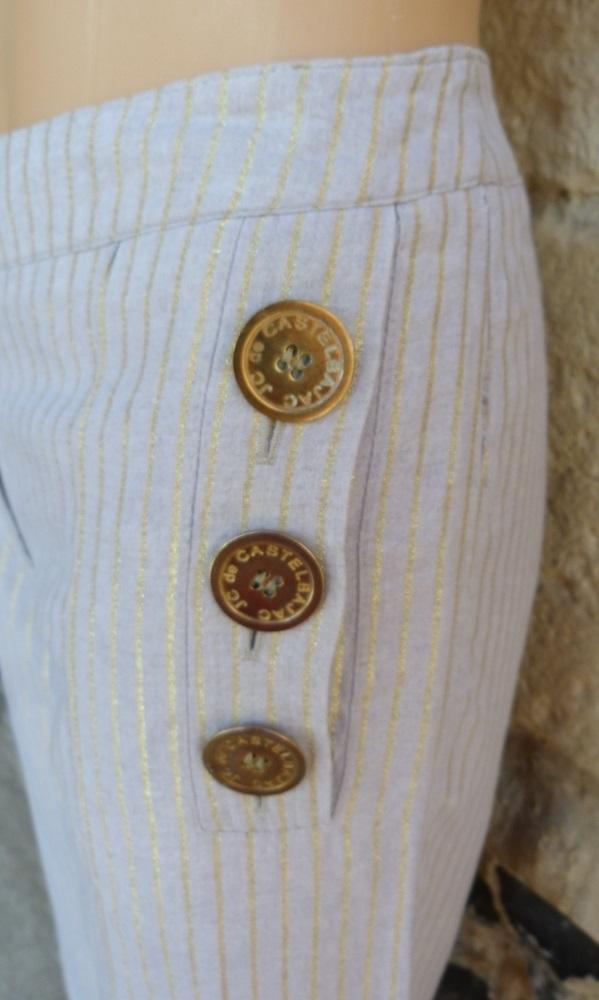 Pantalon JC de Castelbajac