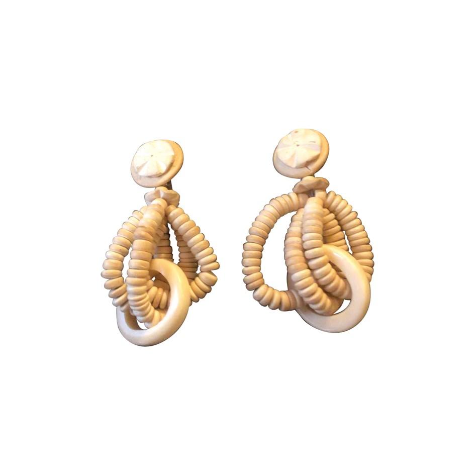 Boucles d'oreilles clips