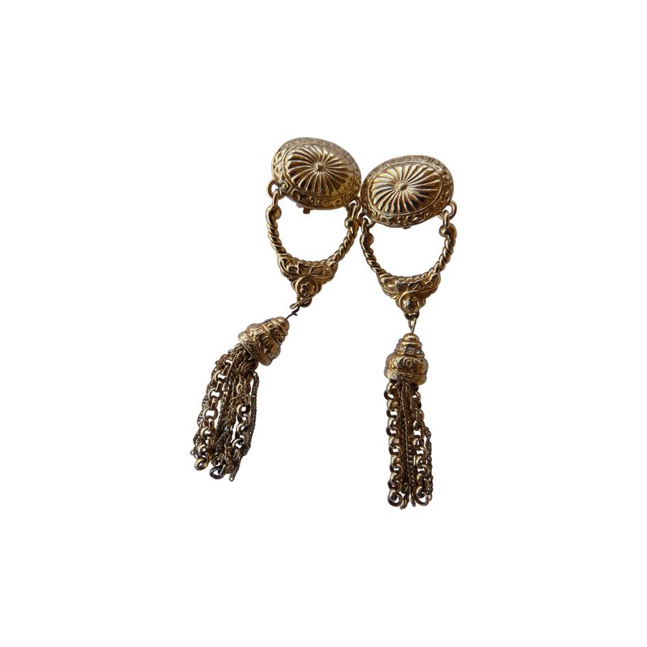 Boucles d'oreilles Givenchy
