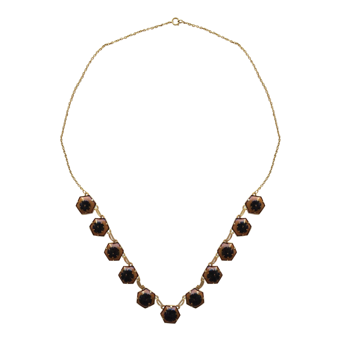 Collier 70's