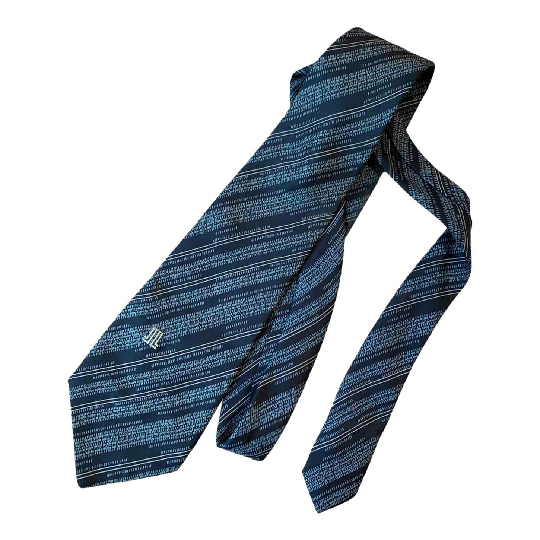Cravate Lanvin