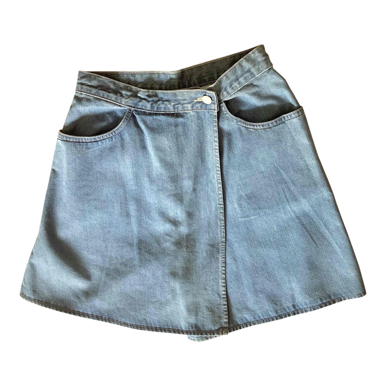 Mini-jupe short