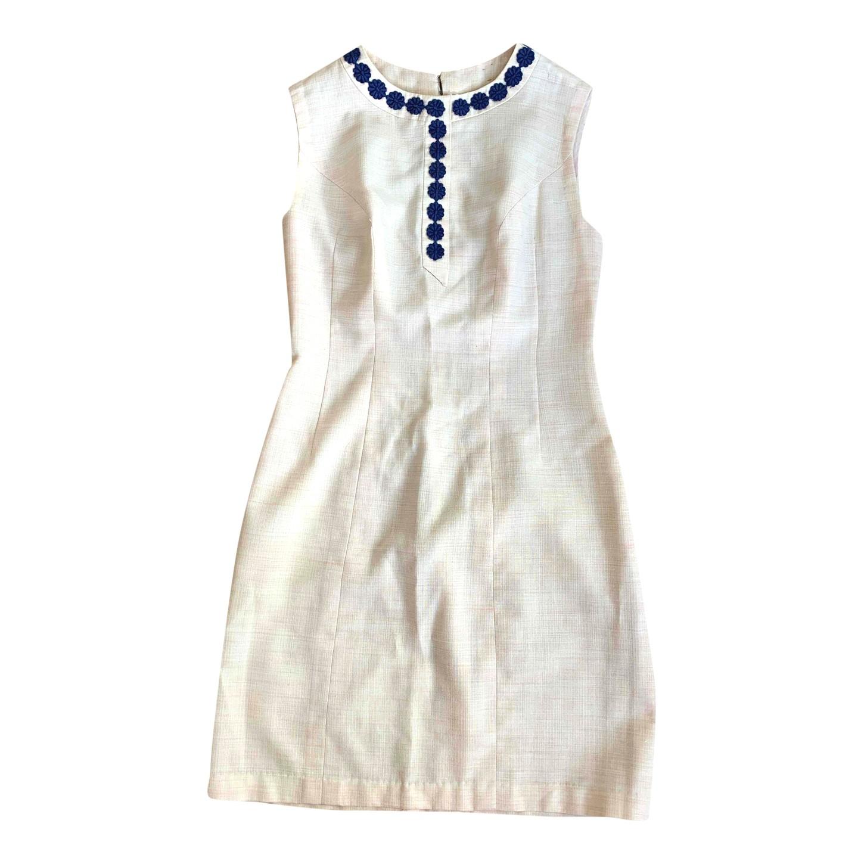 Mini robe brodée