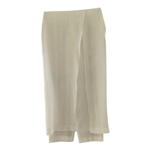 Pantalon à volants