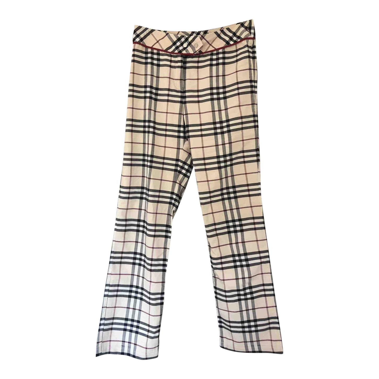 Pantalon Burberry