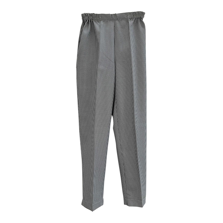 Pantalon pied-de-poule