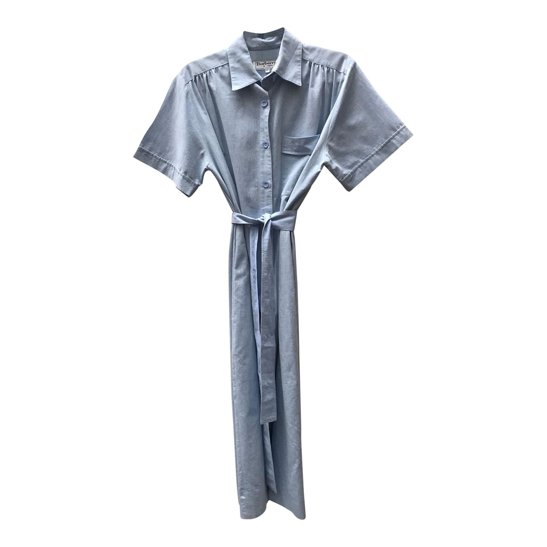 Robe chemise Burberry