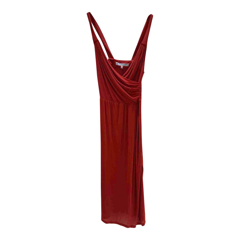 Robe drapée