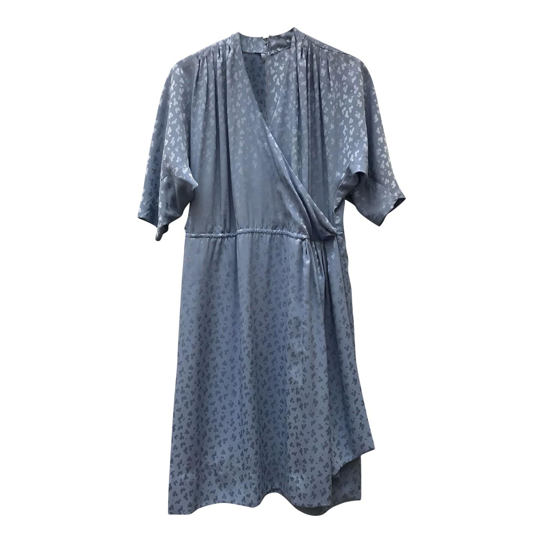 Robe en soie
