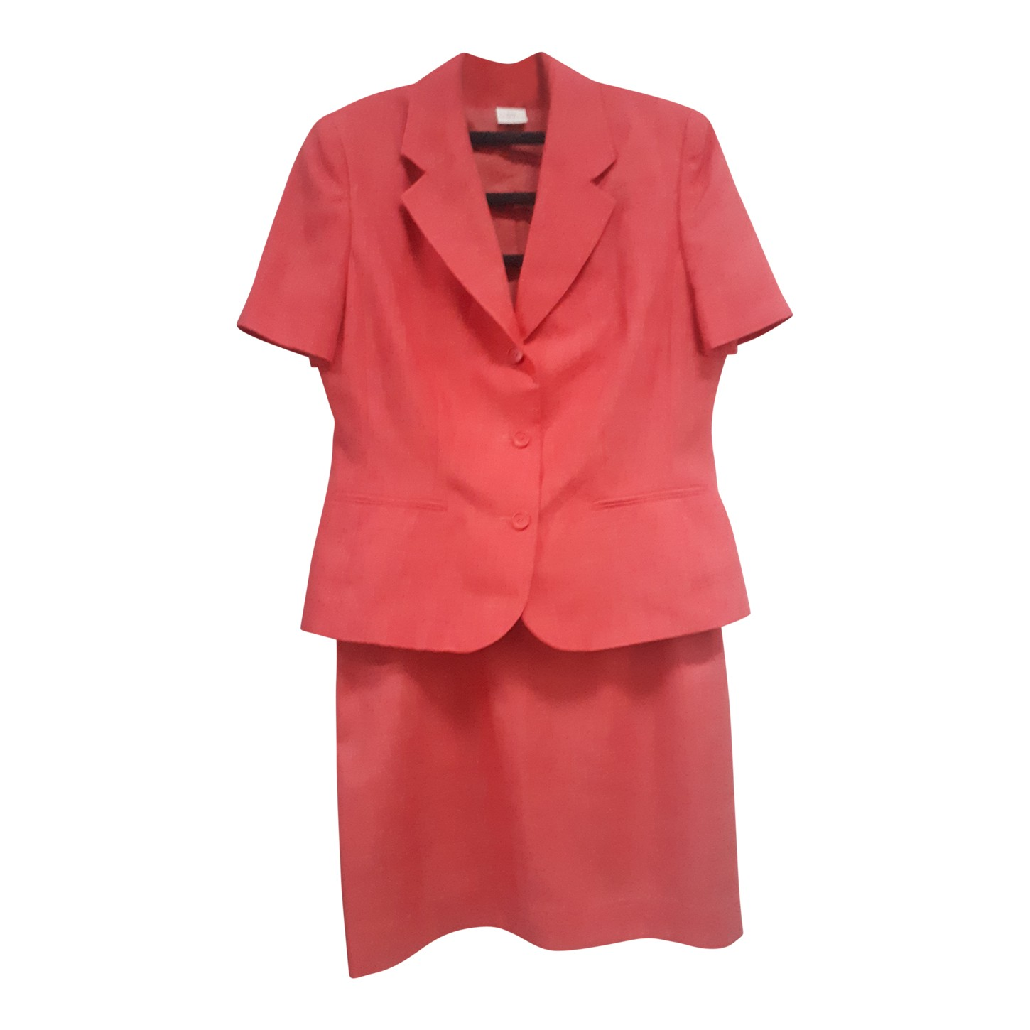 Tailleur jupe 80's