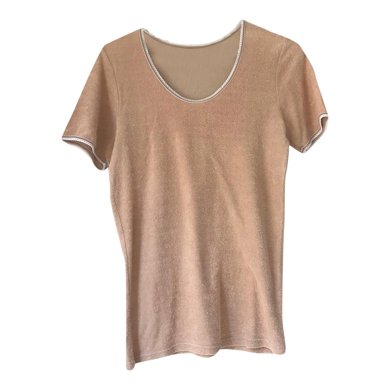 Tee-shirt en éponge