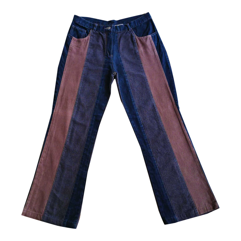 Jean patchwork