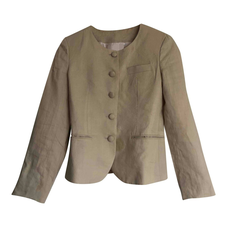 Veste courte en soie