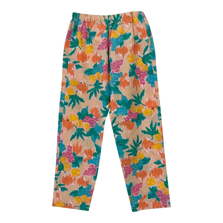 Pantalon à fruits