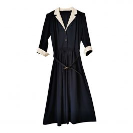 Robe longue 60's