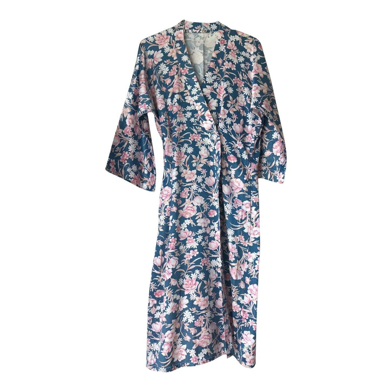 Kimono à fleurs
